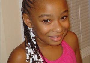 Cute Braiding Hairstyles for Little Black Girls 5 Cute Black Braided Hairstyles for Little Girls