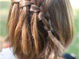 Cute Braiding Hairstyles for Short Hair 15 Cute Short Hairstyles for Girls