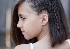 Cute Braiding Hairstyles for Short Hair 5 Braids for Short Hair