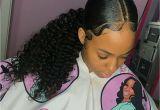 Cute Bun Hairstyles for Black Girls Best Sleek Ponytail