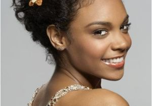 Cute Bun Hairstyles for Curly Hair 21 Easy Hairstyles You Can Wear to Work