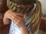 Cute Camping Hairstyles Volleyball Hair Hair Care& Styles