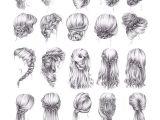 Cute Cartoon Hairstyles Cute Cartoon Hairstyles Peinados