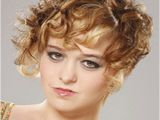 Cute Casual Hairstyles for Curly Hair Casual Short Curly Haircuts