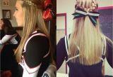 Cute Cheerleading Hairstyles Absolutely Cute Cheer Hairstyles Any Cheerleader Will Love