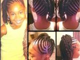 Cute Cornrow Hairstyles for Little Girls 3 Layer Cornrow Hairstyles