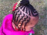 Cute Cornrow Hairstyles for Little Girls Cornrow Hairstyles