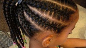 Cute Cornrow Hairstyles for Little Girls Cornrows Braids Hairstyles for Little Girls