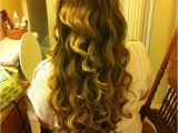 Cute Curling Wand Hairstyles Curling Long Hair with Wand