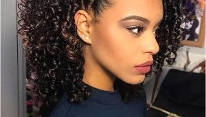Cute Curly Hairstyles for African American Hair Curly Haircuts Black Natural Curly Hairstyles
