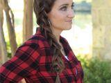Cute Easy Country Girl Hairstyles Diy Dutch Side Braid