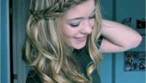 Cute Easy Curly Hairstyles for Long Hair Simple Hairstyles for Curly Hair Women S Fave Hairstyles