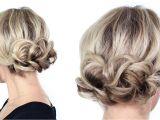 Cute Easy Fancy Hairstyles 5 Fancy Easy Hairstyle Updos