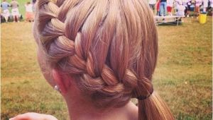 Cute Easy French Braid Hairstyles 11 Everyday Hairstyles for French Braid Popular Haircuts