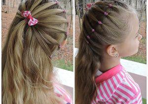 Cute Easy Girl Hairstyles for School Cute Hairstyles Beautiful Cute Little Girl Hairstyles for