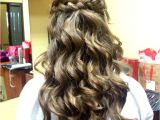 Cute Easy Hairstyles for Dances Cute Hairstyles for Middle School Dance Hairstyles