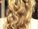 Cute Easy Hairstyles for Dances Cute Hairstyles for School Dances Latestfashiontips