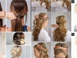 Cute Easy Hairstyles for Lazy Days 10 Simple and Easy Hairstyling Hacks for Those Lazy Days