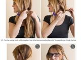 Cute Easy Hairstyles for Lazy Days 25 Best Ideas About Lazy Day Hairstyles On Pinterest