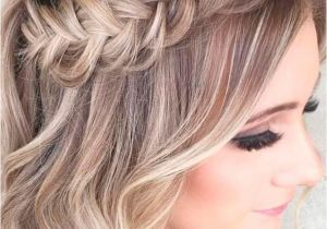 Cute Easy Hairstyles for Medium Hair for Homecoming Cute Short Hairstyles for Home Ing Hairstyles