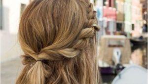 Cute Easy Hairstyles for Medium Length Hair for School 10 Super Trendy Easy Hairstyles for School Popular Haircuts