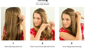 Cute Easy Hairstyles for Short Hair for School 16 Fresh Quick and Easy Hairstyles for School for Medium Hair