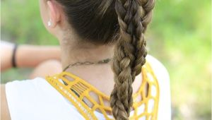 Cute Easy Hairstyles for Sports the Run Braid Bo Hairstyles for Sports