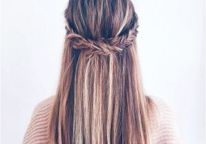 Cute Easy Hairstyles for Straight Hair for School 10 Super Trendy Easy Hairstyles for School Popular Haircuts