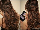 Cute Easy Half Up Hairstyles How to 5 Amazingly Cute Easy Hairstyles with A Simple Twist