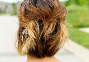Cute Easy to Do Hairstyles for Medium Hair 25 Cute and Easy Hairstyles for Short Hair