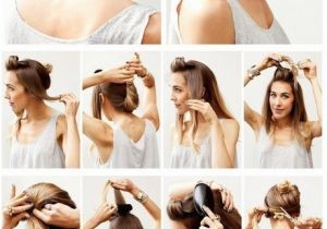 Cute Easy to Do Hairstyles for Medium Length Hair Cute Easy Hairstyles Shoulder Length Hair