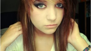 Cute Emo Hairstyles for Long Hair Emo Hairstyles for Girls Latest Popular Emo Girls