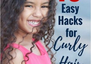 Cute Everyday Hairstyles for Curly Hair Cute Everyday Hairstyles for Curly Hair