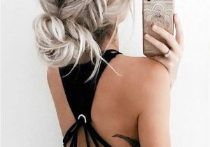 Cute Everyday Hairstyles Tumblr 45 Easy Hairstyles for Spring Break Hair Pinterest