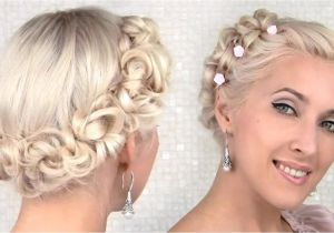 Cute Fairy Hairstyles Easy Prom Wedding Updo Hairstyle Cute Angel Fairy Princess
