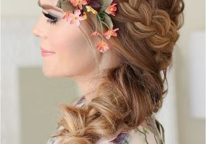 Cute Fairy Hairstyles Fairy Halloween Hairstyle