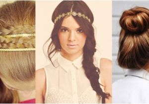 Cute First Day Of School Hairstyles Hairstyles for the First Day Of School