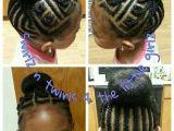 Cute Girl Hairstyles Braids for Short Hair Cute Braid Style for A Natural Little Girl