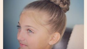 Cute Girl Hairstyles Buns Lace Braided Bun Cute Updo Hairstyles Cute Girls Hairstyles