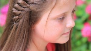 Cute Girl Hairstyles French Braid 4 Strand French Braid Easy Hairstyles