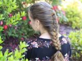 Cute Girl Hairstyles French Braid Faux French Braid