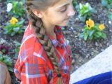 Cute Girl Hairstyles French Braid French Twist Into Side Braid