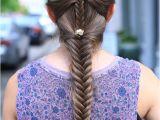 Cute Girls Hairstyles Mermaid Braid Fishtail Mermaid Braid