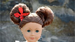 Cute Girls Hairstyles Minnie Mouse Hair Style Dolls Inspirational American Girl Doll Disney Hairstyle