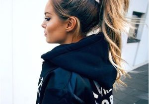 Cute Gym Hairstyles for Long Hair Outfits Con Los Que Tienes Que Usar Una Cola De Caballo