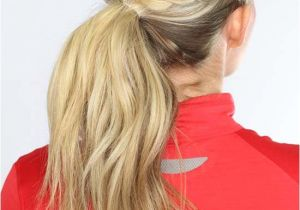 Cute Gym Hairstyles for Long Hair top 40 Best Sporty Hairstyles for Workout