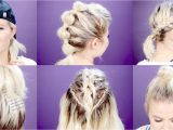 Cute Gym Hairstyles for Short Hair 7 Easy Gym Workout Short Hairstyles Tutorial