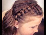 Cute Hairstyle with Headband Dutch Lace Braided Headband Braid Hairstyles