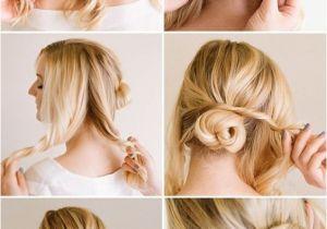 Cute Hairstyles 101 101 Cute & Easy Bun Hairstyles for Long Hair and Medium Hair