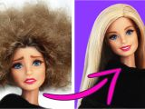 Cute Hairstyles 5 Minute Crafts 25 totally Cool Barbie Hacks You Will Want to Try asap